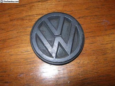 Original emblem VW R-un