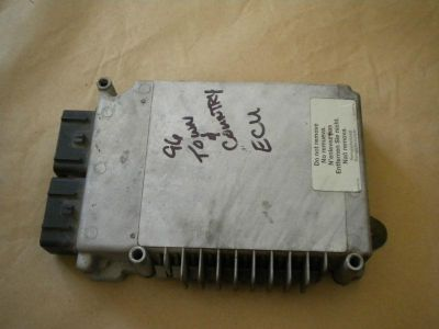 Purchase 96 CARAVAN TOWN & COUNTRY BRAINBOX BRAIN BOX ECM ECU ENGINE COMPUTER P 04727178 motorcycle in Orem, Utah, US, for US $79.99