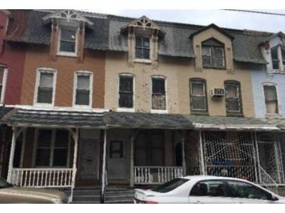 5 Bed 1 Bath Foreclosure Property in Reading, PA 19604 - N 8th St