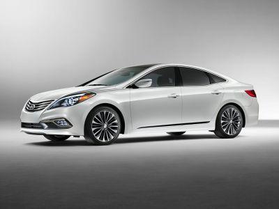 2016 Hyundai Azera Limited (Pewter Gray Metallic)