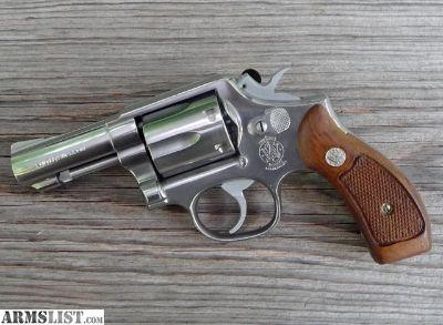 For Sale/Trade: Smith & Wesson Model 65-3, 3 inch