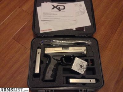 For Sale/Trade: Springfield Mod.2 XD .40S&W