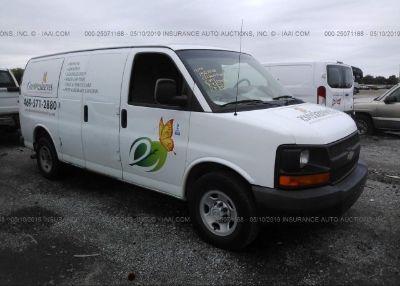 2007 Chevrolet EXPRESS G2500