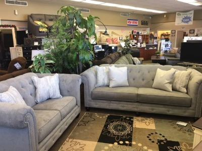 TIARELLA SOFA/LOVESEAT BY ASHLEY
