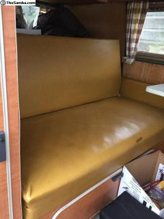 [WTB] Westfalia mustard vinyl camper covers