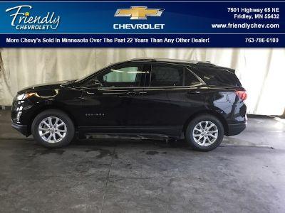 2018 Chevrolet Equinox LT w/1LT (Mosaic Black Metallic)