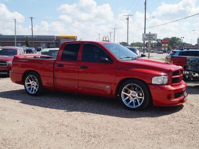 2005 Dodge Ram SRT-10 2WD Quad Cab
