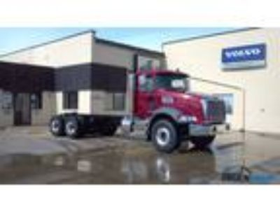 New 2015 Mack GRANITE GU813 for sale.