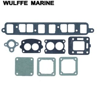 Sell Exhaust Manifold Gasket Set Mercruiser 140 Hp 3.0L RPL Sierra 18-4398 27-53354A1 motorcycle in Mentor, Ohio, United States, for US $16.49
