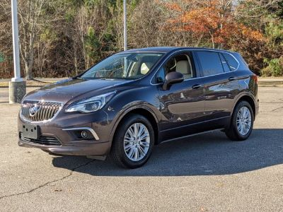 2018 Buick Envision FWD 4dr Preferred (midnight amethyst metallic)