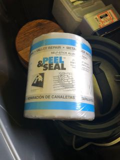 Peel and seal