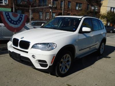 2013 BMW X5 xDrive35i (White)