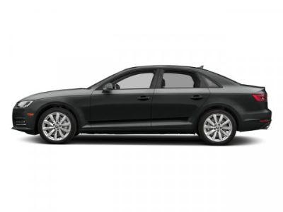 2018 Audi A4 Tech Premium (Mythos Black Metallic)
