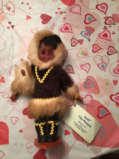 Inuit Doll by Carson Doll