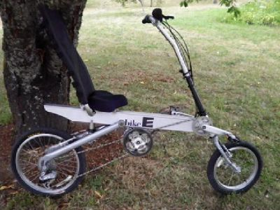 $650 OBO BikeE RX Recumbent