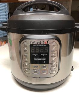 Large instant pot