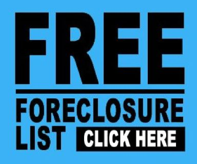 Free List of Foreclosures