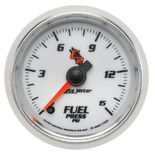 Find Auto Meter 7162 C2; Electric Fuel Pressure Gauge motorcycle in Rigby, Idaho, United States, for US $238.95