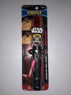 FireFly StarWars Light & Sound Toothbrush