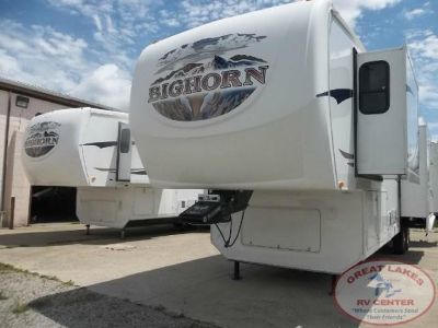 $28,890, 2008 Heartland Big Horn 3670RL