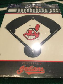 Cleveland Indians coaches board