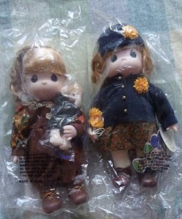 NEW Precious Moments Birthday Collector Dolls