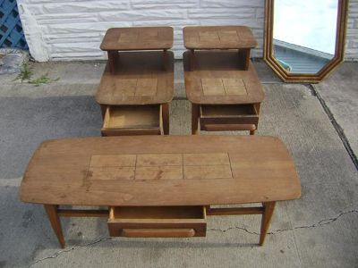 $65, 3-Piece Table Set