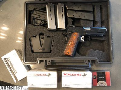 For Sale: Springfield Champion Operator w/ extras