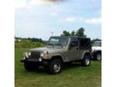 2006 Jeep Wrangler 4WD Unlimited