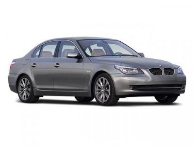 2008 BMW 5-Series 535xi (Blue)