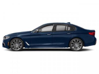 2019 BMW 5-Series M550i xDrive (Mediterranean Blue Metallic)