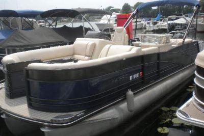 2016 Harris 250 GM/SLEB/TT