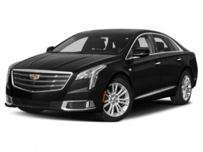 2019 Cadillac XTS Platinum Collection (Black Raven)