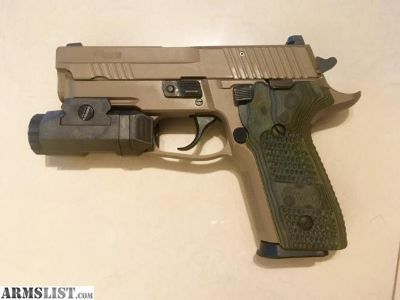 For Sale: Sig Sauer P229 Scorpion