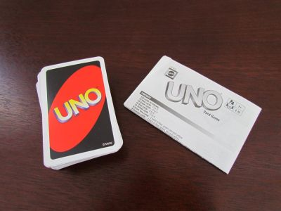 Uno (Card Game)