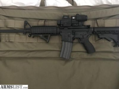 For Sale: Bushmaster XM15-E2S