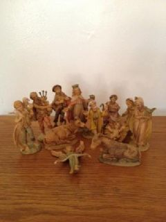$55 OBO Vintage Nativity Set