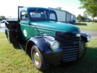 1947 GMC CUSTOM TRUCK!!!