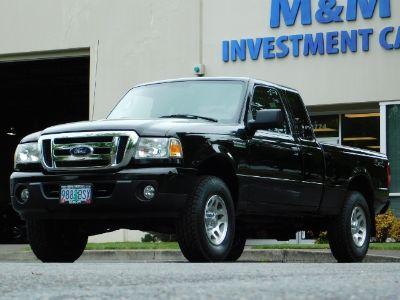 2011 Ford Ranger XLT (Black)