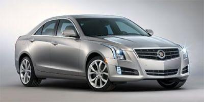 2014 Cadillac ATS 2.0T (Gray)