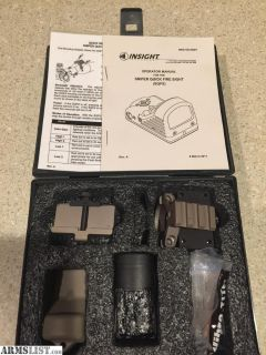 For Sale: MRDS light weight made by Eotech