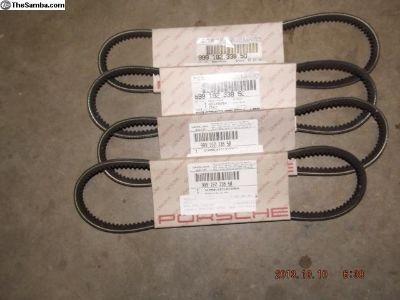 Porsche 911 993/964 Alternator V Belt