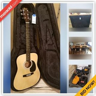 Tacoma Downsizing Online Auction -..