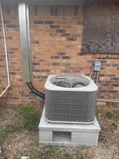 3 ton Payne ac condenser and upstairs Carrier unit