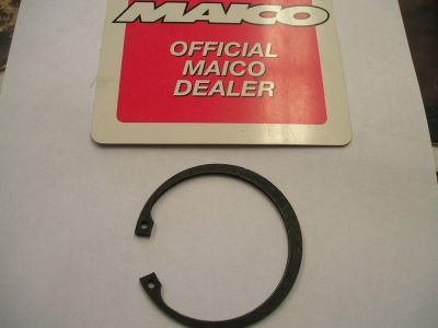 Purchase Maico muffler circlip 81-83 250-490 -new motorcycle in South Hadley, Massachusetts, US, for US $10.95
