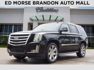 2018 Cadillac Escalade Luxury (Black Raven)