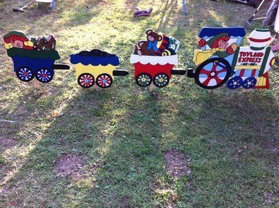 toy land express train