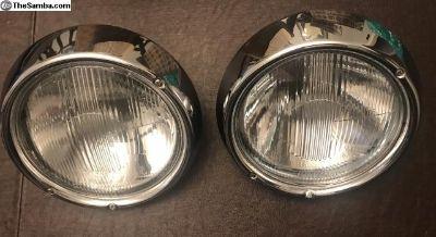 NOS Bosch euro headlights