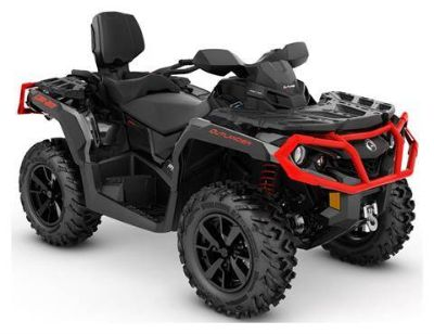 2019 Can-Am Outlander MAX XT 850 Utility ATVs Ontario, CA