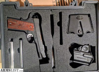 For Sale: Springfield Armory Range Officer Champion in 9mm